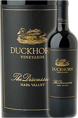 """《ダックホーン》 """"ザ・ディスカッション"""" エステート・グロウン レッド・ブレンド, ナパ・ヴァレー [2012] Duckhorn Vineyards (Wine Company) The Discussion Estate Grown Red Blend, Napa Valley 750ml [ナパバレー赤ワイン カリフォルニアワイン]"""