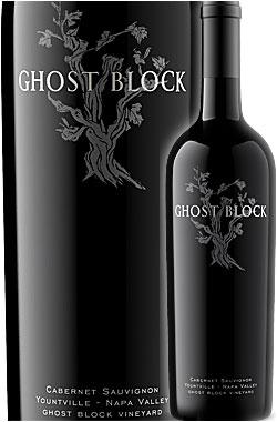 """●最上位単一畑《ゴーストブロック》 カベルネ・ソーヴィニヨン """"シングル・ヴィンヤード"""" ヨントヴィル, ナパヴァレー [2016] Ghost Block Wine Cabernet Sauvignon Single Vineyard Yountville, Napa Valley 750ml ナパバレー赤ワイン カリフォルニアワイン"""