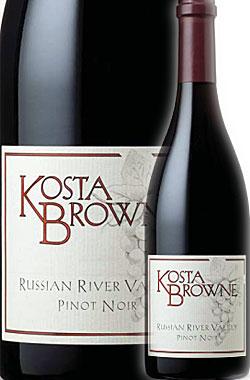"""《コスタ・ブラウン》 ピノ・ノワール """"ロシアン・リヴァー・ヴァレー"""" [2014] Kosta Browne Wienry Pinot Noir Russian River Valley 750ml [ソノマ赤ワイン カリフォルニア"""