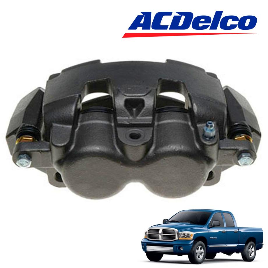 ラムピックアップトラック ブレーキキャリパー フロント 左 安心と信頼のACデルコ製 '06y-'08y【アメ車パーツ】
