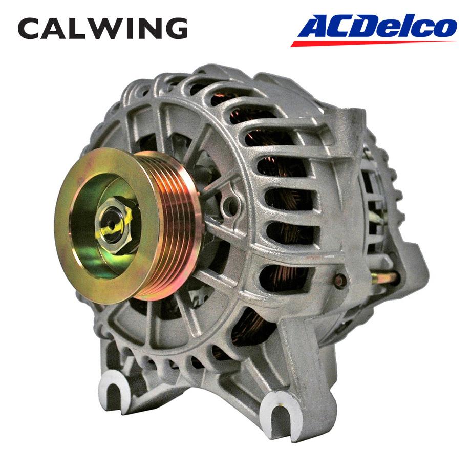 Ford/フォード エクスプローラー オルタネーター ジェネレーター ダイナモ ACDelco 安心と信頼のACデルコ製 '06y-'08y【アメ車パーツ】