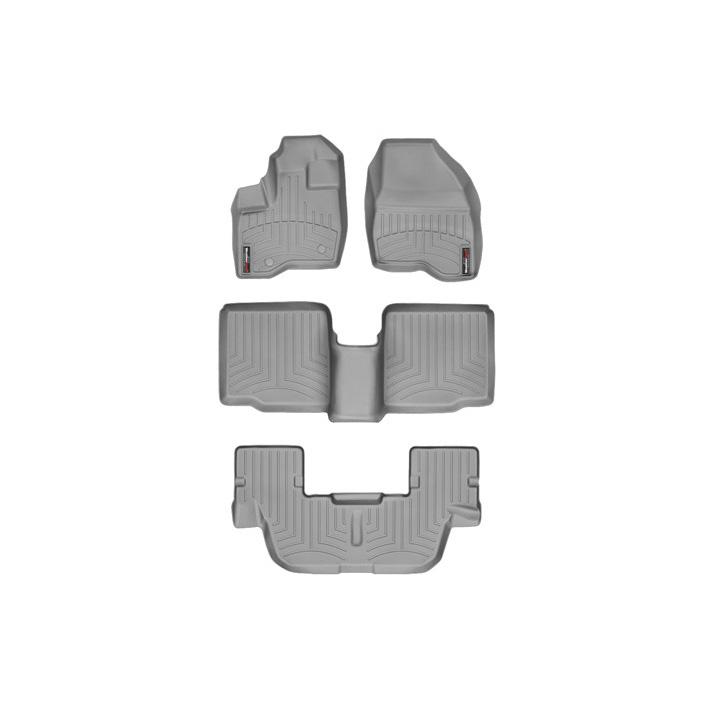 11-14y エクスプローラー フロアライナーセット ウェザーテック グレー 4PC