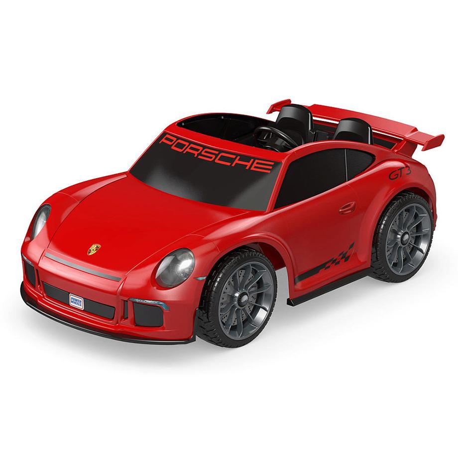 子供 キッズ ベビー おもちゃ トイ 電動乗用 ポルシェ 911 GT3 レッド 12V
