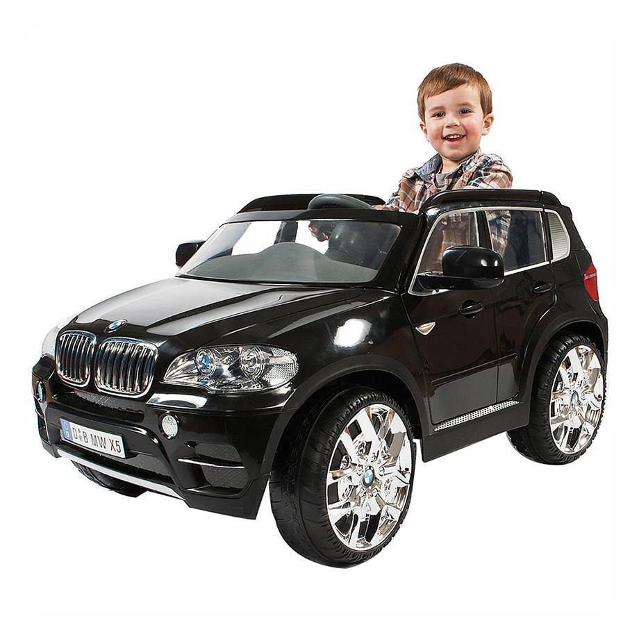 子供 キッズ ベビー おもちゃ トイ 電動乗用 BMW X5 ブラック 6V