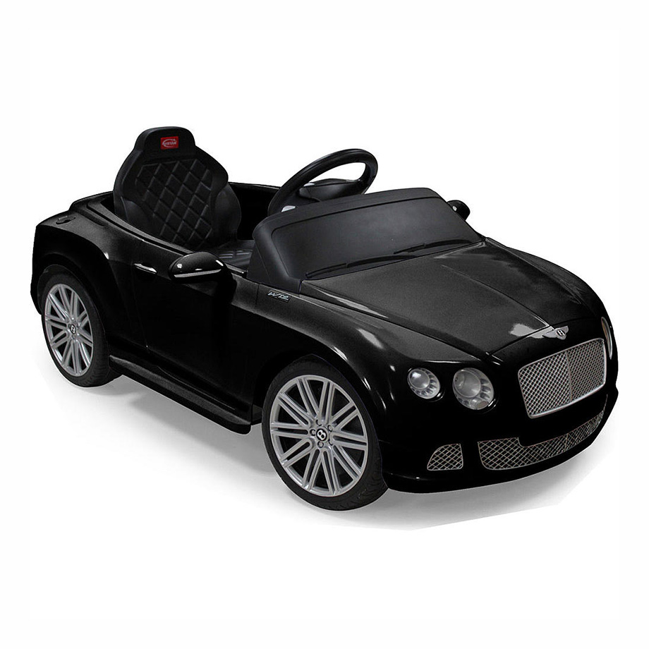子供 キッズ ベビー おもちゃ トイ 電動乗用 ベントレー GTC ブラック 12V