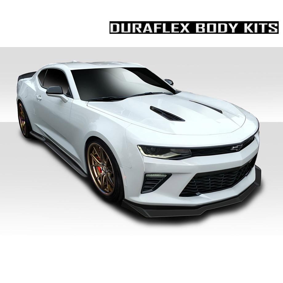 CHEVROLET CAMARO デュラフレックス/DURAFLEX FRP ボディキット アーセナルシリーズ V8用 6ピースセット '16y~'17y【アメ車パーツ】