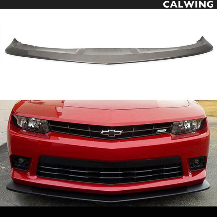 Chevrolet/シボレー CAMARO/カマロ SS Z28 コンバーチブルもOK フロントリップスポイラー フロントチンスポイラー FROM USA '14y~'15y【アメ車パーツ】