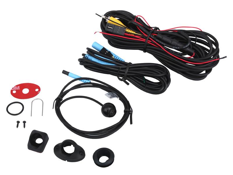 CCDカメラ モニターカメラ 丸型 高性能 サイド、バック、リア用