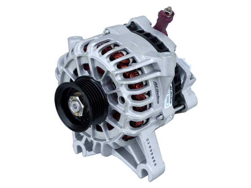エクスペディション オルタネーター 110AMP ACDelco 安心と信頼のACデルコ製 '03y-'04y
