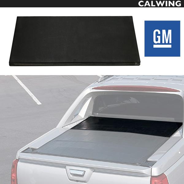 Cadillac/キャデラック ESCALADE/エスカレードEXT GM純正 トノカバー フロント 3枚セパレート型ハードタイプ '07y~【アメ車パーツ】