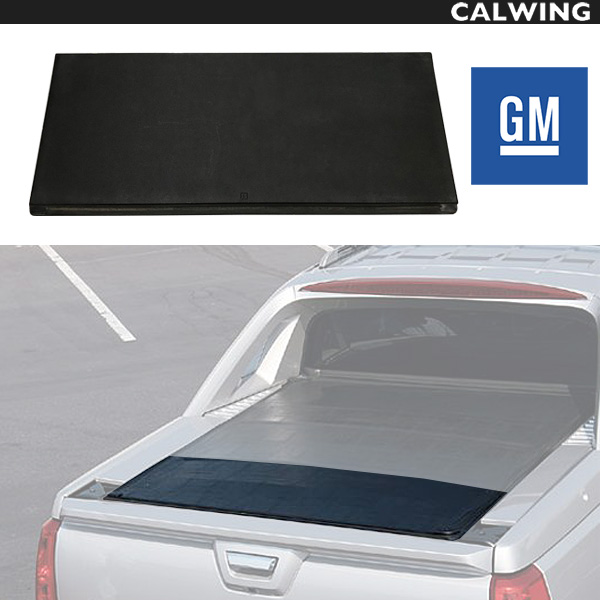 Cadillac/キャデラック ESCALADE/エスカレードEXT GM純正 トノカバー リア 3枚セパレート型ハードタイプ '07y~【アメ車パーツ】