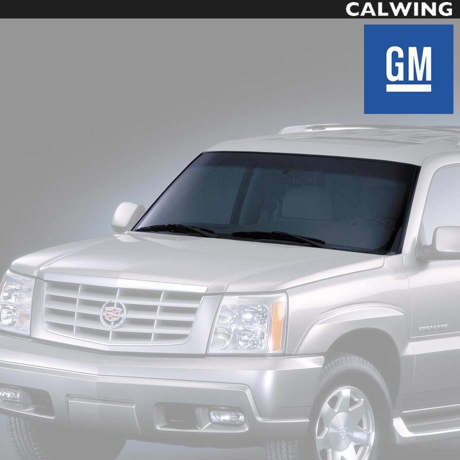 Cadillac/キャデラック ESCALADE/エスカレード GM純正 フロントガラス モール付 '02y~'06y【アメ車パーツ】