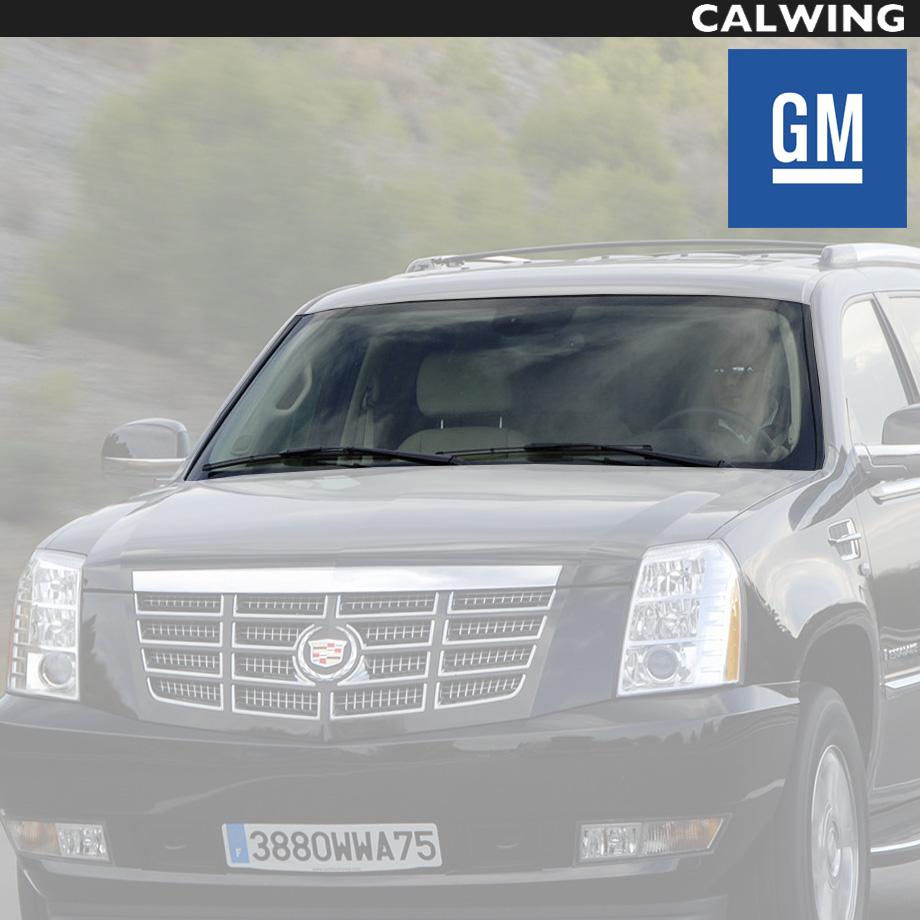 Cadillac/キャデラック ESCALADE/エスカレード GM純正 フロントガラス モール付 '07y~'14y【アメ車パーツ】