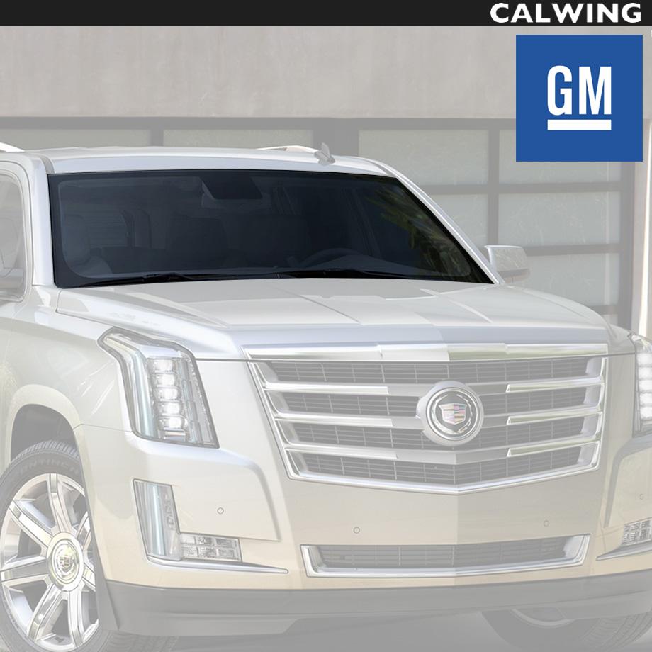Cadillac/キャデラック ESCALADE/エスカレード GM純正 フロントガラス モール付 '15y~【アメ車パーツ】