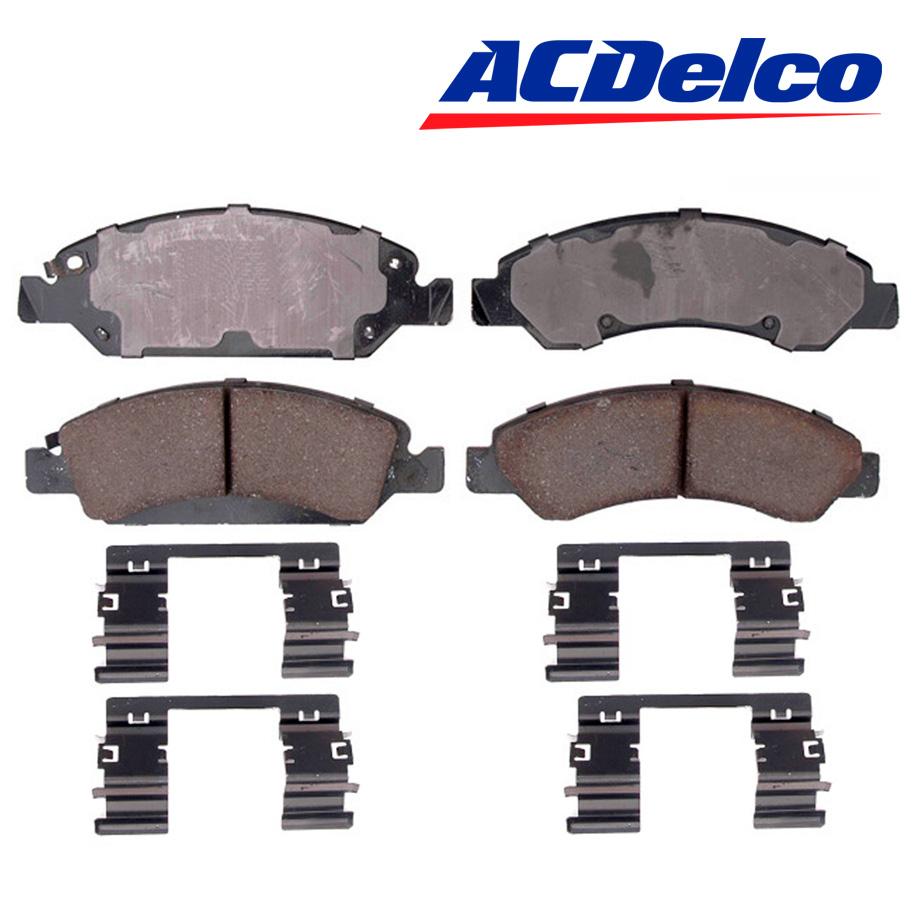 エスカレード ブレーキパット フロント ACDelco 安心と信頼のACデルコ製 '07y-'14y【アメ車パーツ】