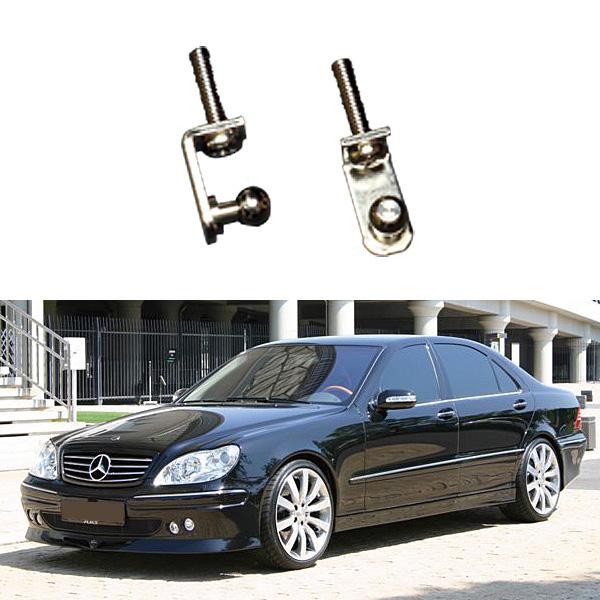 【ロワリングキット】Mercedes-Benz/メルセデスベンツ W220 S500 S350 ロワリングキット 1台分/前後セット ローダウンキット【欧州車パーツ】