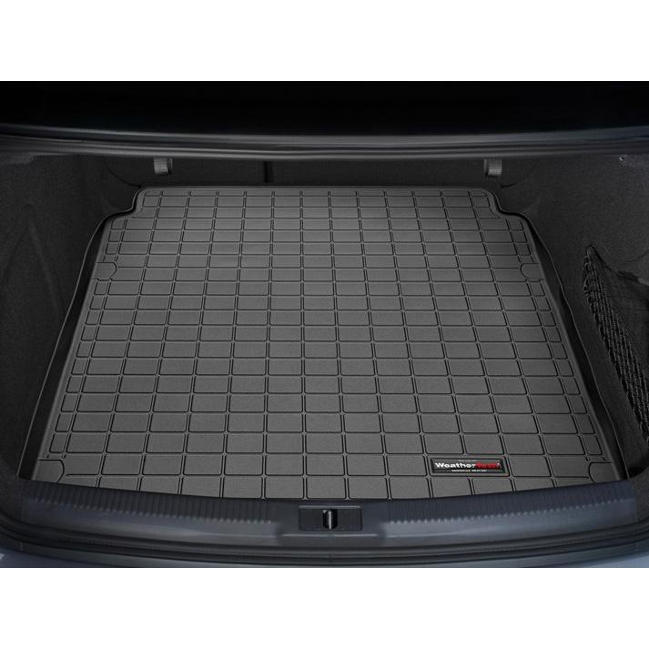 【車種専用設計】アウディ A4 S4 RS4 サルーン カーゴライナー ウェザーテック/WeatherTech  ブラック 右ハンドル車用 '09y~'15y