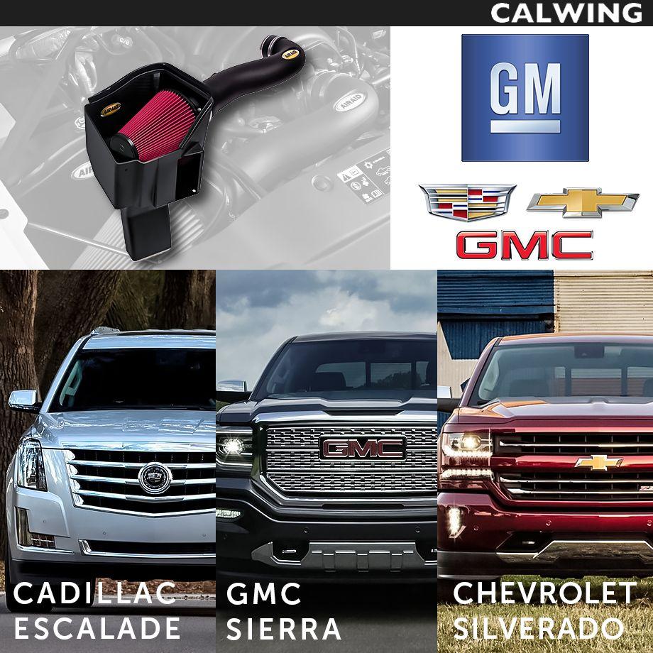 Cadillac/キャデラック ESCALADE/エスカレード コールドエアインテークキット AIRAIDパーツ '15y~【アメ車パーツ】