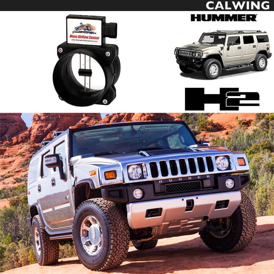 HUMMER/ハマー H2 6.0L エアマスフローセンサー GranatelliMotorsports '03y~'06y【アメ車パーツ】