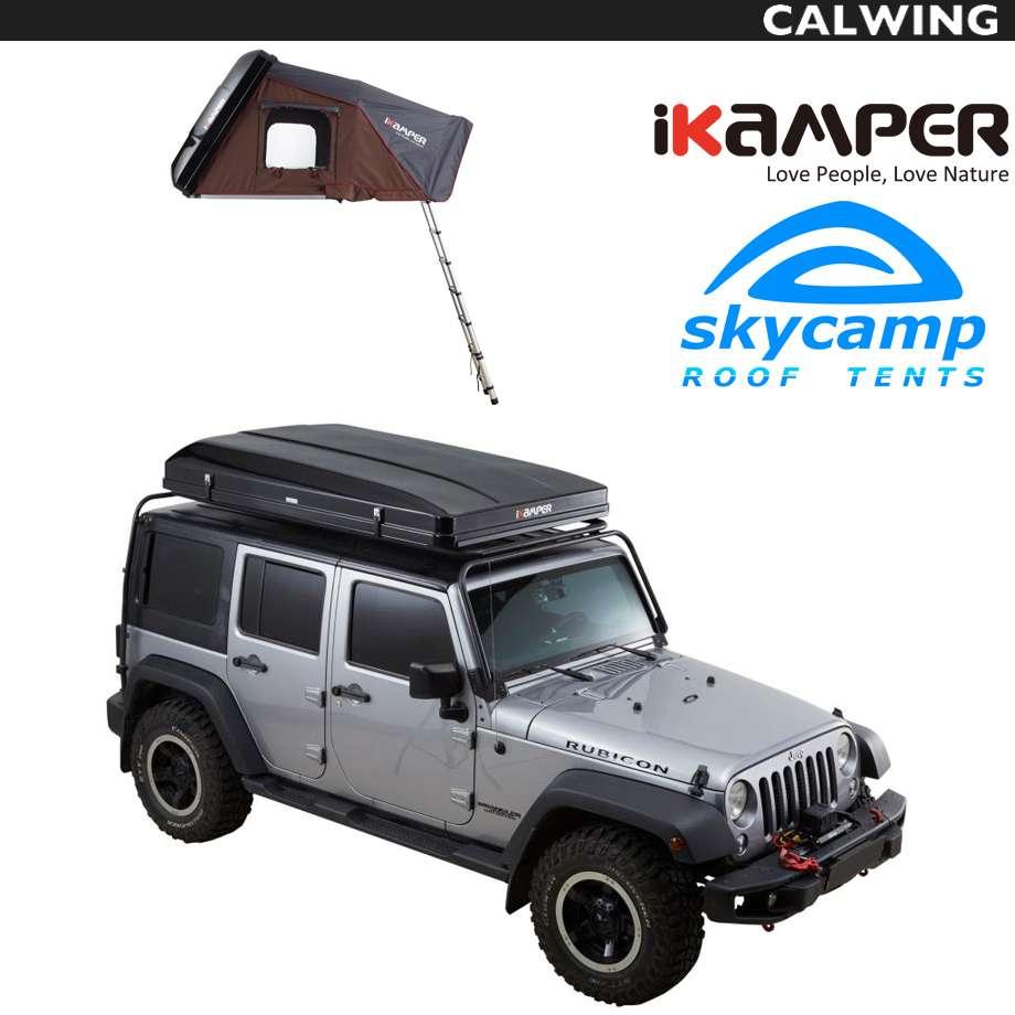 ルーフトップテント SKYCAMP/スカイキャンプ