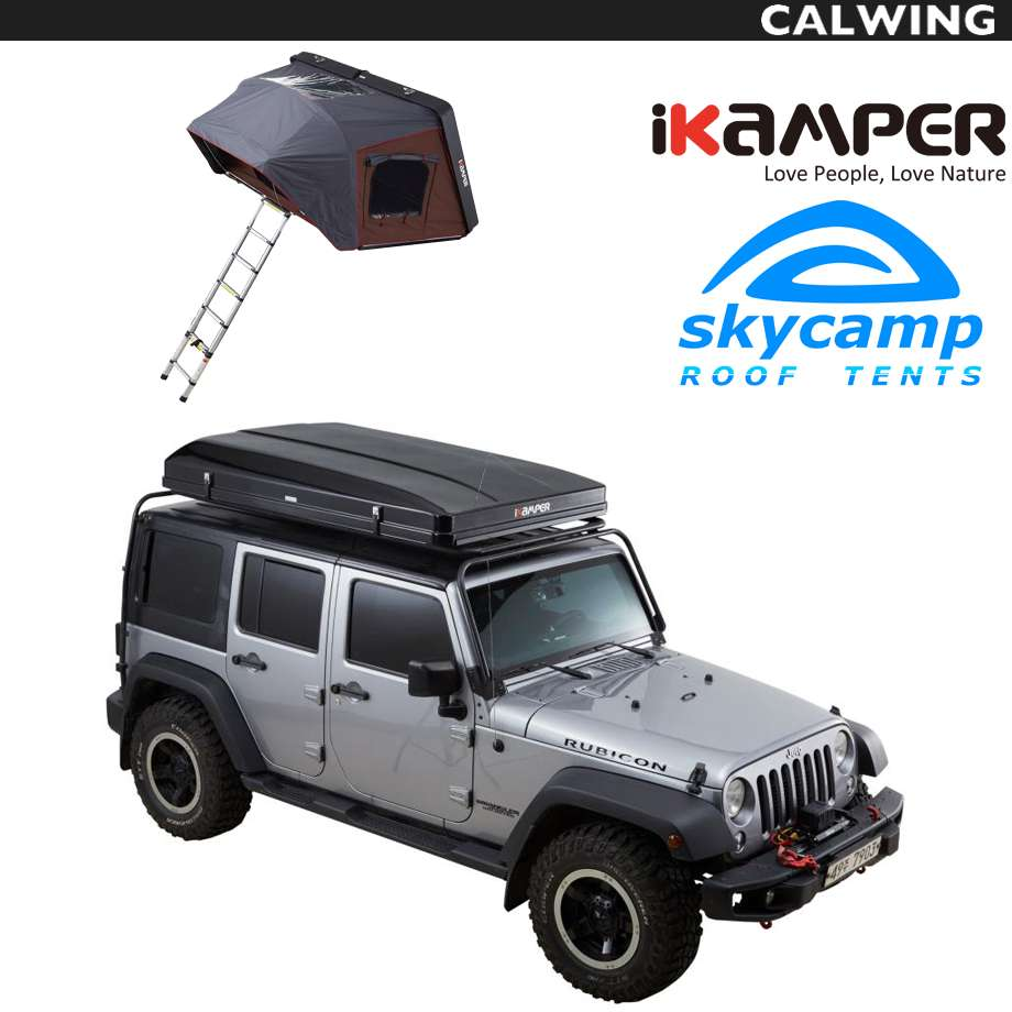 ルーフトップテント 2X SKYCAMP/スカイキャンプ