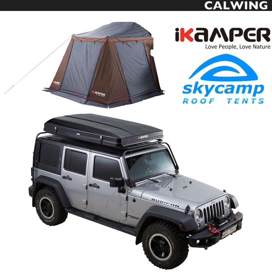 ルーフトップテント 2X 用 ANNEX ROOM SKYCAMP /スカイキャンプ