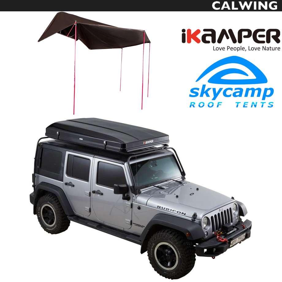 ルーフトップテント用 AWNING SKYCAMP/スカイキャンプ