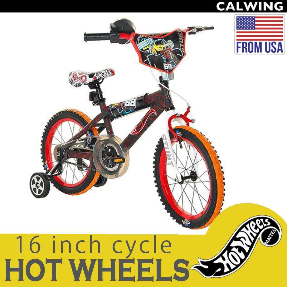 キッズバイク/子供用自転車 HOT WHEELS 16インチ
