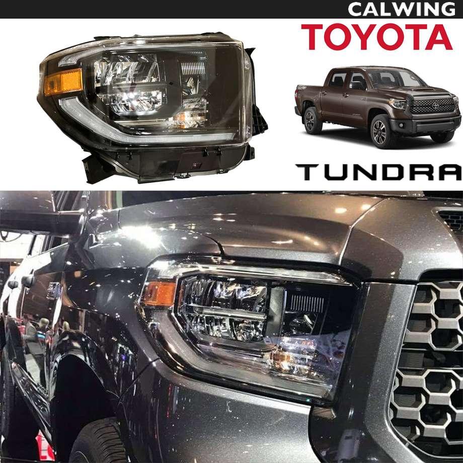 LED ヘッドライト 右 TOYOTA純正品 | TOYOTA/トヨタ TUNDRA/タンドラ '18y- 【逆輸入車パーツ】