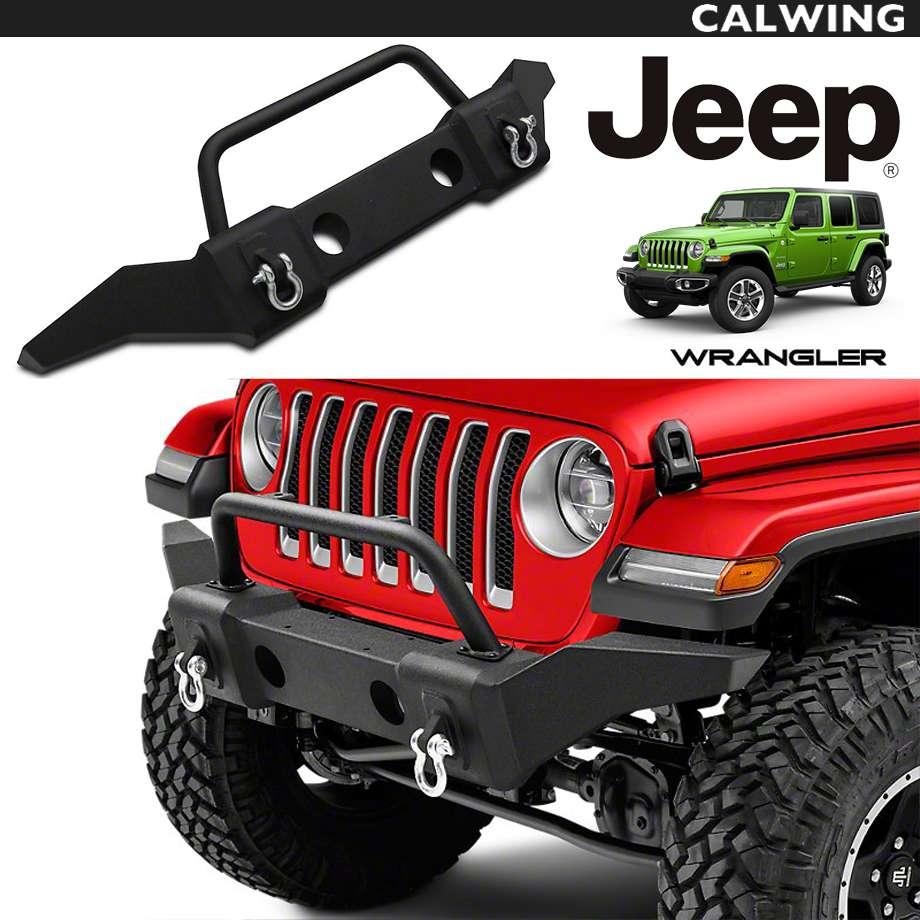 メタルバンパー アベンジャー HDフロントバンパー オフロード トレイル カスタム | JEEP/ジープ WRANGLER/ラングラー JL '18y- 【アメ車パーツ】