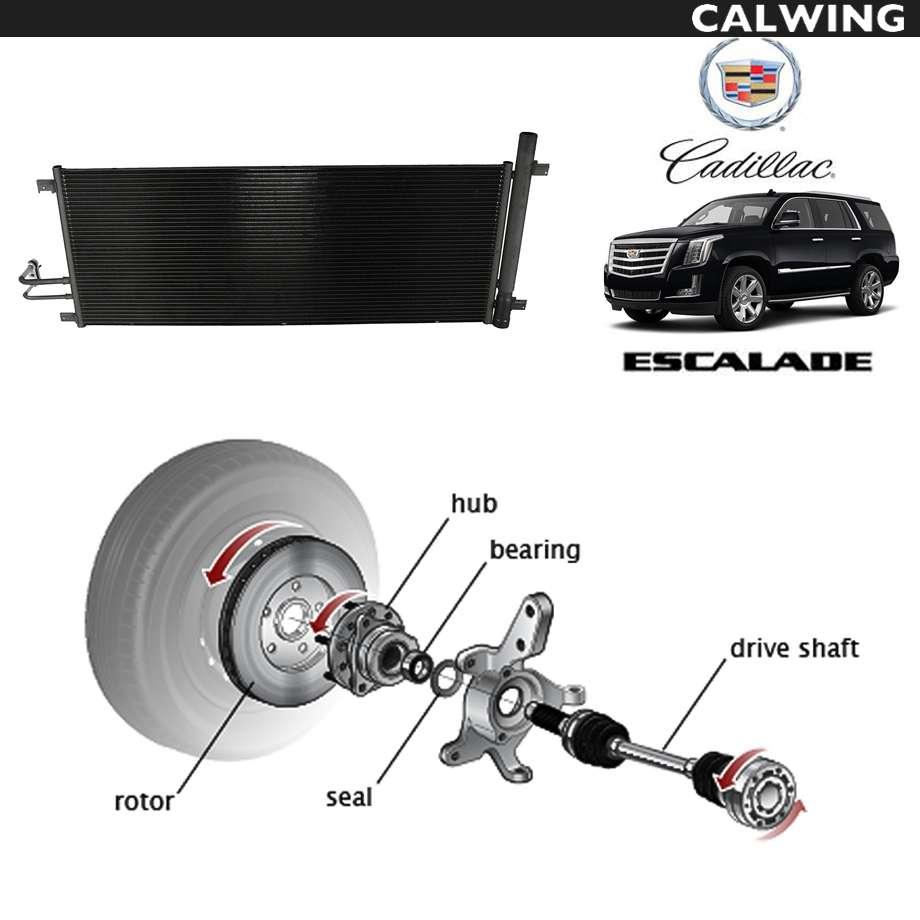 CADILLAC/キャデラック エスカレード '15y~ | ハブ ASSY フロント ACDelco 【アメ車パーツ】