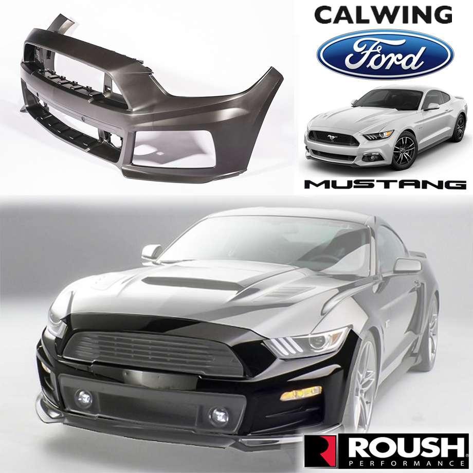 FORD/フォード MUSTANG/マスタング '15y-'17y | フロントバンパー フェイスキット ROUSH/ラウシュ【アメ車パーツ】