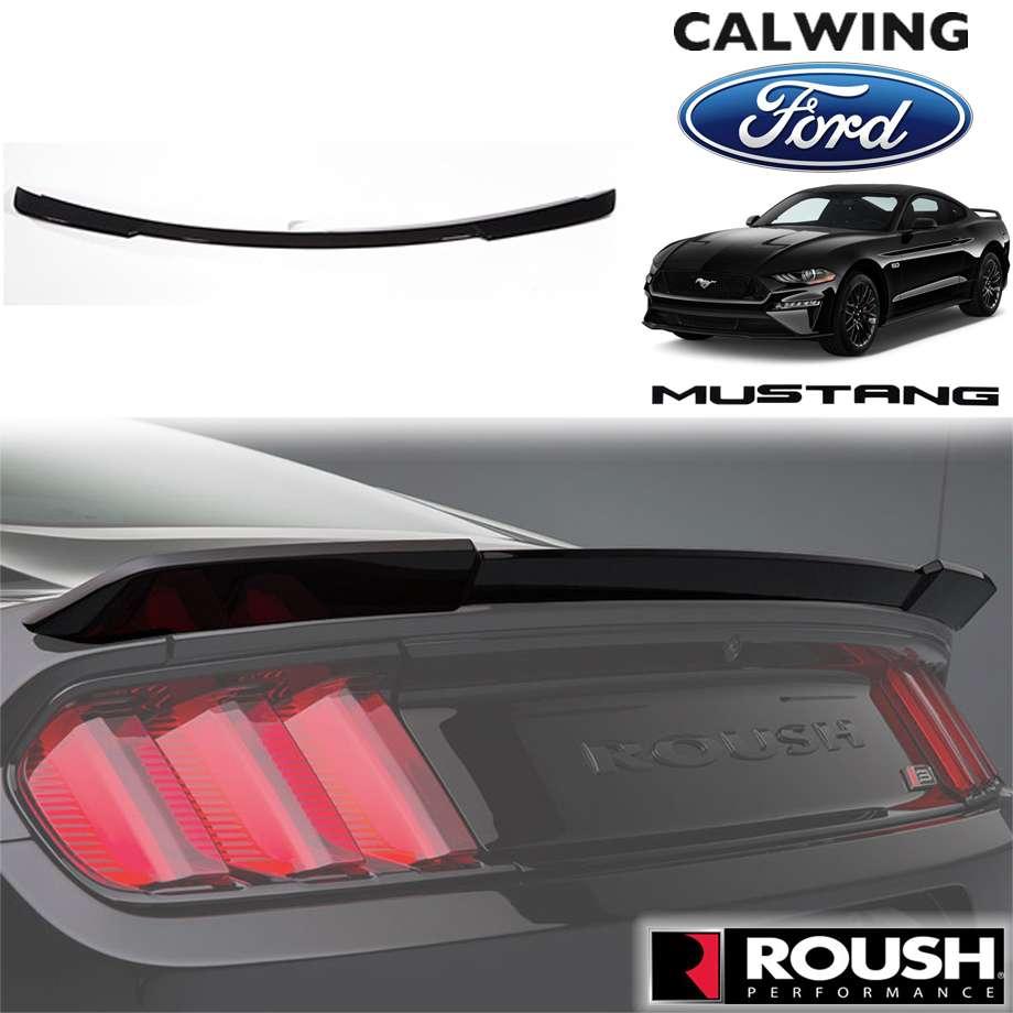 FORD/フォード MUSTANG/マスタング '15y-'19y | リア トランクスポイラー リアウイング ROUSH/ラウシュ【アメ車パーツ】