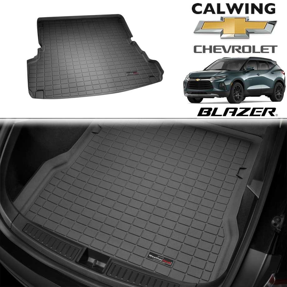【車種専用設計】CHEVORET/シボレー BLAZER/ブレイザー '19y- | カーゴマット ブラック カーゴライナー WeatherTech【アメ車パーツ】
