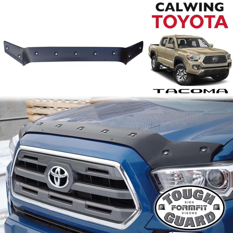TOYOTA/トヨタ TACOMA/タコマ '16y- | フード プロテクター バグガード ビス止めスタイル FormFit TOUGH GUARD【逆輸入車パーツ】