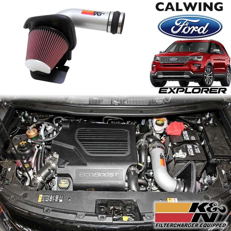FORD/フォード EXPLORER/エクスプローラー 3.5L '13y-'19y | エアインテーク タイフーン 69シリーズ K&N【アメ車パーツ】