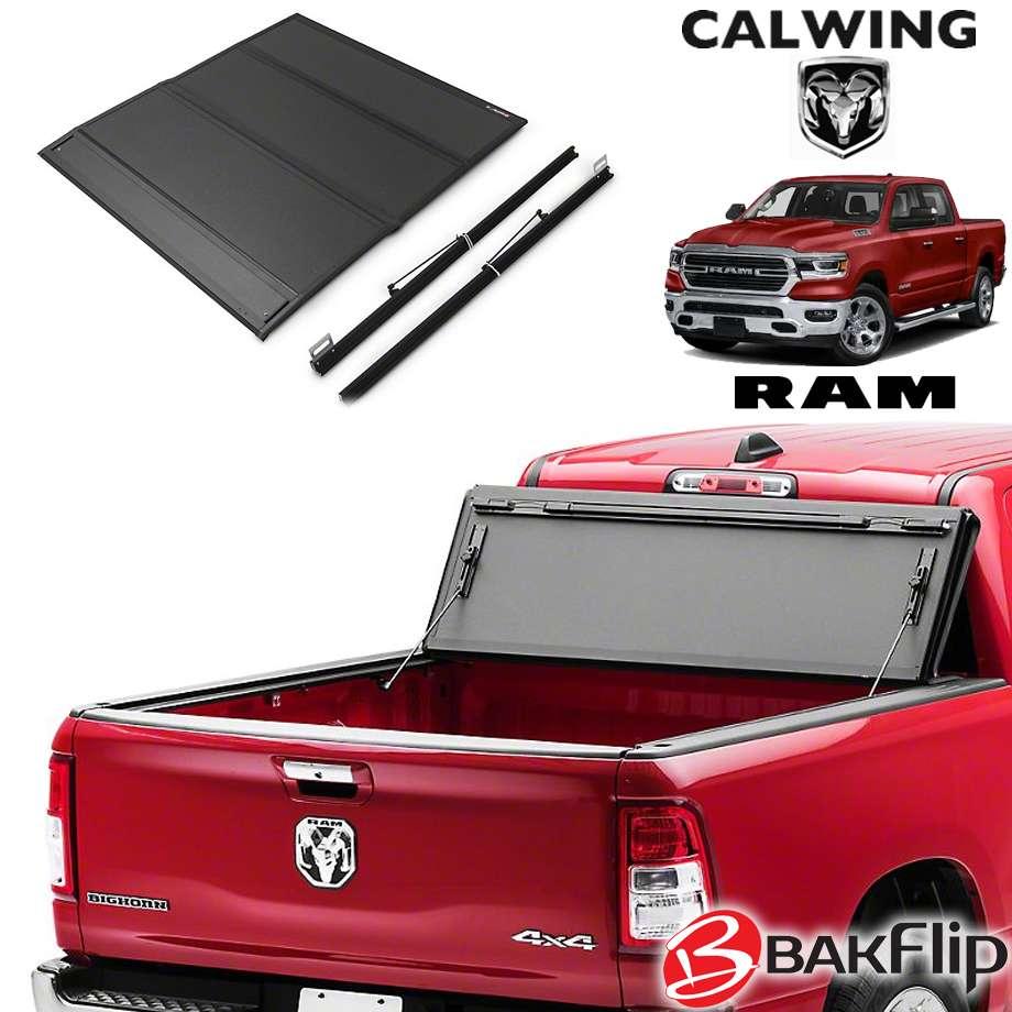 RAM TRUCKS/ラムトラックス ラムピックアップ '19y- | BAKFlip G2 トノカバー 5.7フィート トリプルフォールド ハードタイプ ブラック BAK INDUSTRIES【アメ車パーツ】