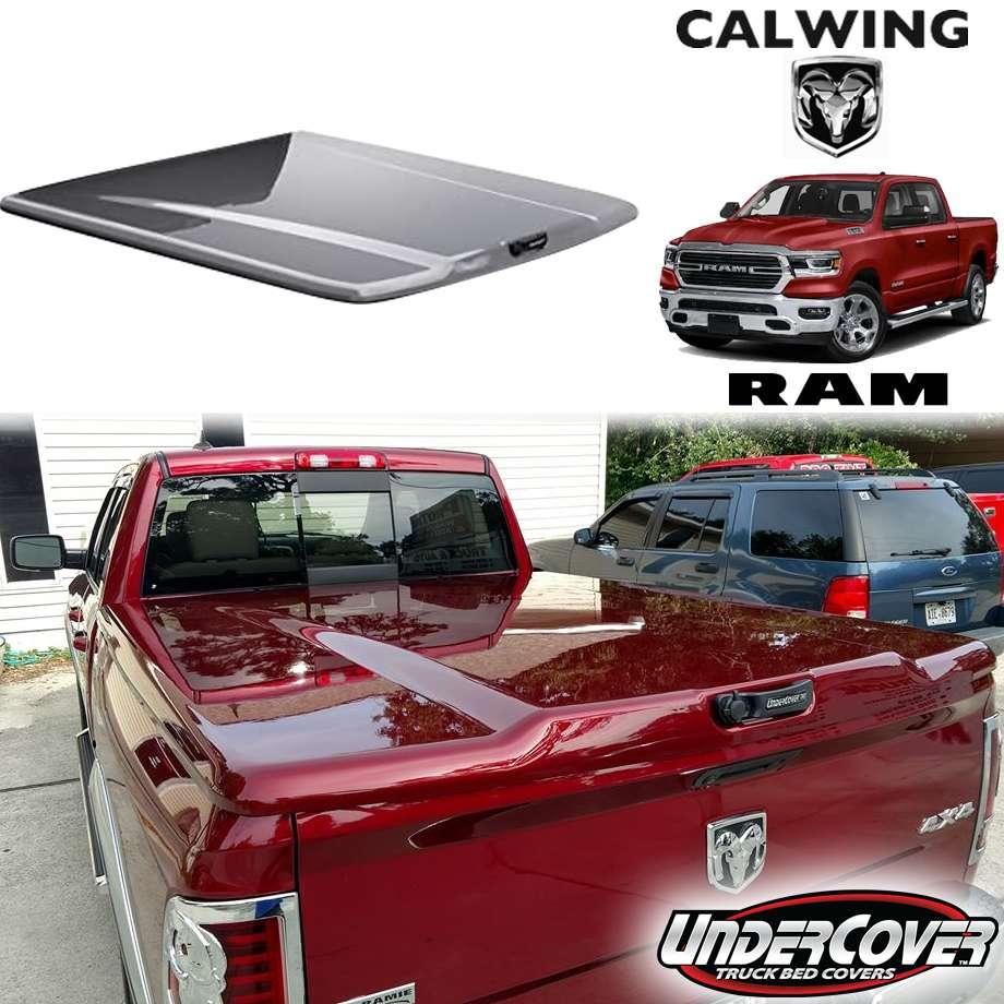 RAM TRUCKS/ラムトラックス ラムピックアップ ラムボックス無し車 '19y- | エリート/ELITE LX トノカバー/ベッドカバー ボディ同色ペイント 5.7フィート ハード UNDERCOVER【アメ車パーツ】