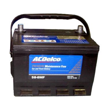 バッテリー ACデルコ ACDelco 65-6MF