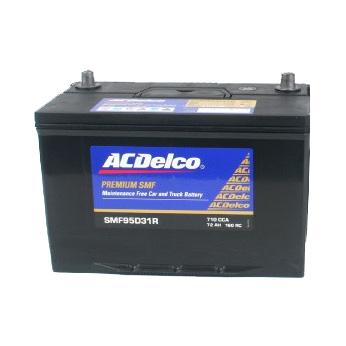 バッテリー ACデルコ ACDelco SMF95D31R