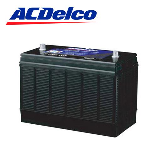 バッテリー 安心と信頼のACデルコ製 ACDelco 31-901CT トップターミナル トラクター 耕運機 ヤンマー クボタ ミツビシ ディープサイクル シールドタイプ ヘビーデューティ ショベルカー