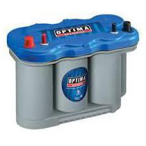 バッテリー オプティマ OPTIMA ブルー ブルートップ AGMスパイラル 8027-227 55A