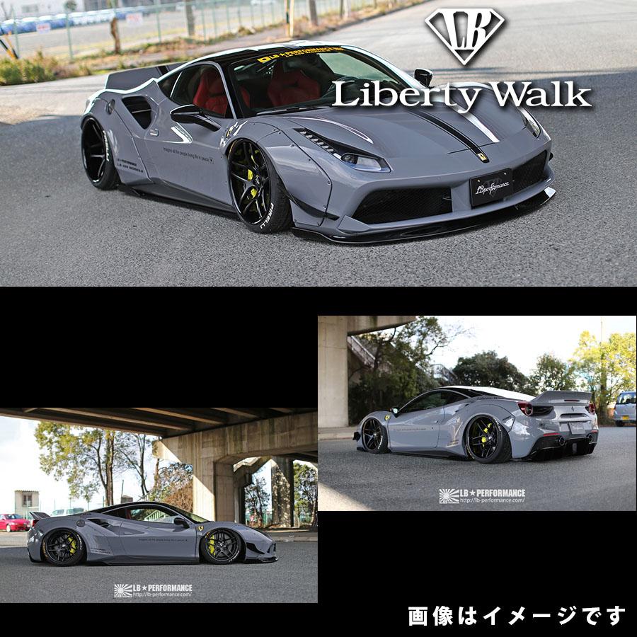 Ferrari フェラーリ 488 LB☆ワークス コンプリートボディキット カーボンFRP製