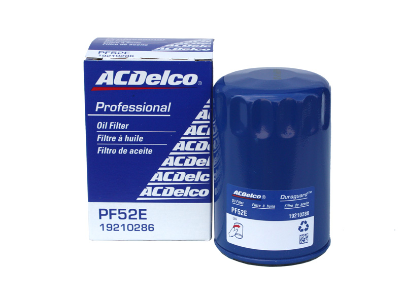 ACDelco 19210286 Oil Filter