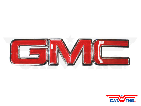 GMC CKトラック エンブレム グリル '94y~'98y【アメ車パーツ】