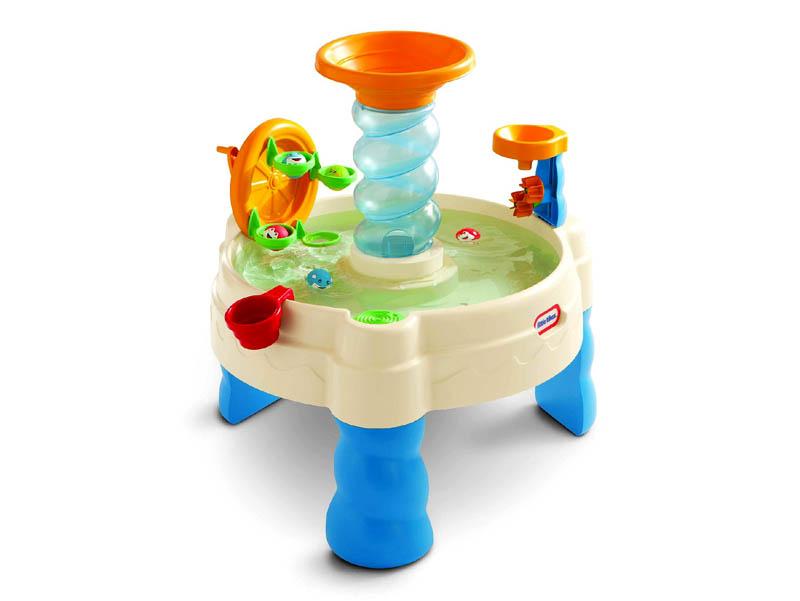 LITTLE TIKES リトルタイクス スパイラリンシーズ ウォーターパーク 家庭用 子供用 お庭 キッズ 水遊びSpiralin' Seas Waterpark kids 水鉄砲 アウトドア