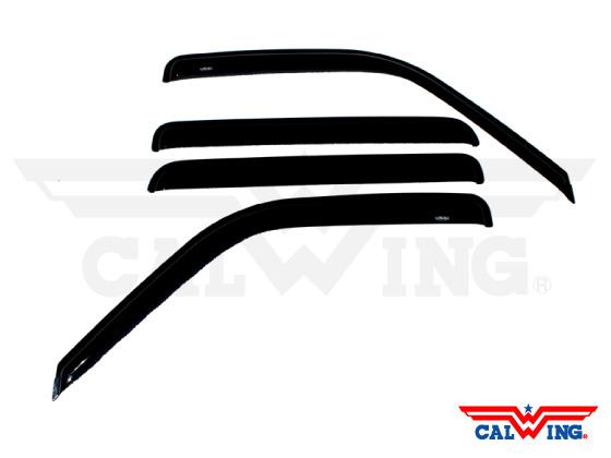 【車種専用設計】ドアバイザー スリム タホ 4PC '95y~'99y AVS オートベントシェイド Made in USA【アメ車パーツ】