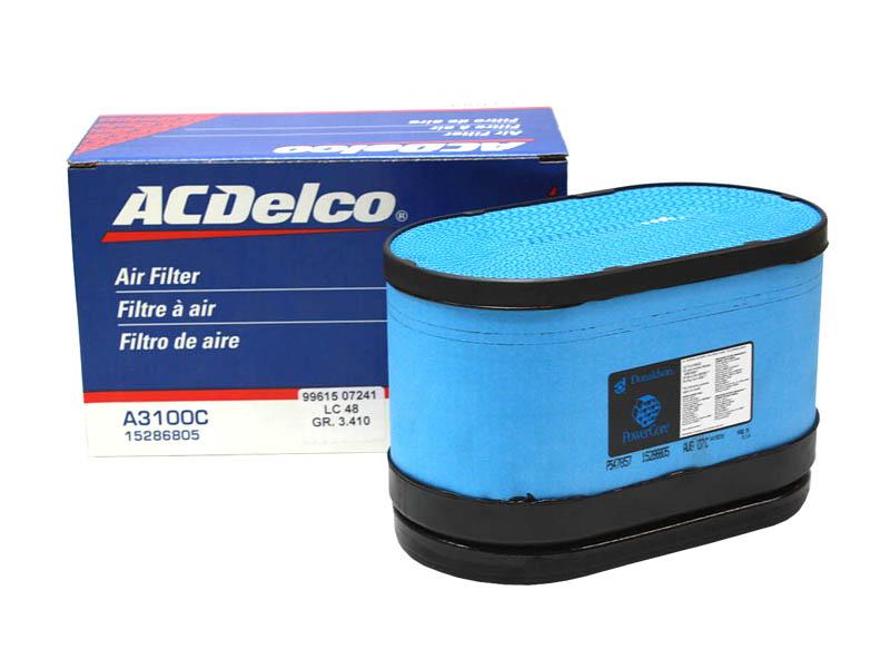エアエレメント エアフィルター ACDelco ACデルコ A3100C