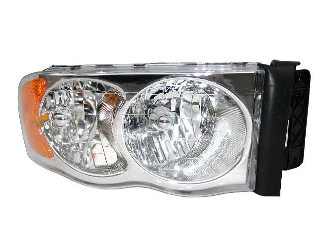 ダッジ ラムピックアップ ラムトラック ヘッドライト 右 アフターマーケットパーツ '02y~'05y【アメ車パーツ】
