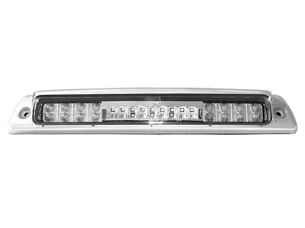 ダッジ ラムピックアップ ラムトラック LEDハイマウントストップランプ クリア '94y~'01y【アメ車パーツ】